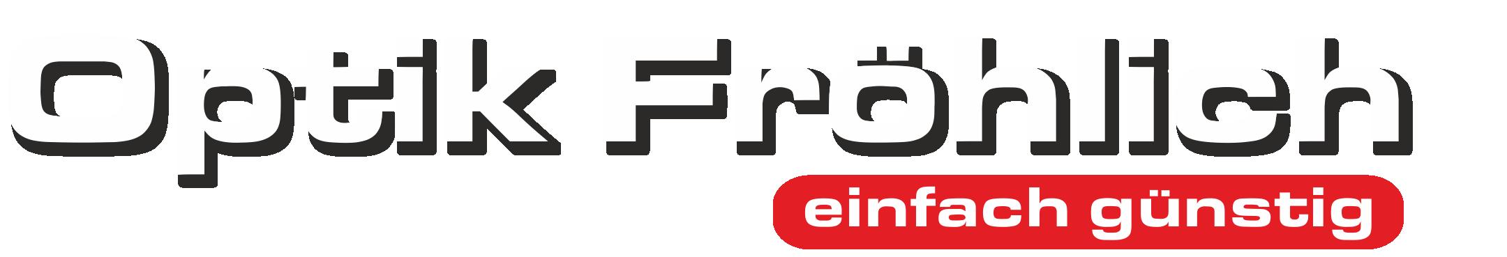 Optik Fröhlich - Logo